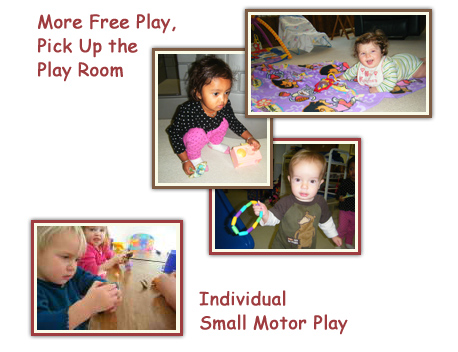 free playm - pick up the playroom